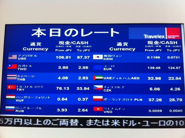 新千歳空港なう、国際線なう。