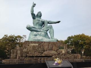 九州に出張中です。
